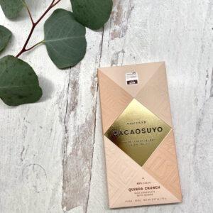 Cacaosuyo_Milk with Quinoa Crunch_40%