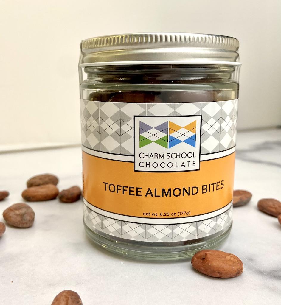 Charm School_Toffee Almond Bites