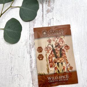 Chocolate Conspiracy_Wild Spice