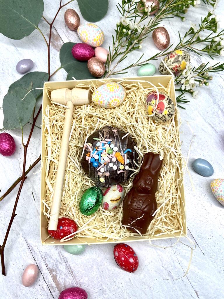 Easter Surprise Smash Egg Gift Box
