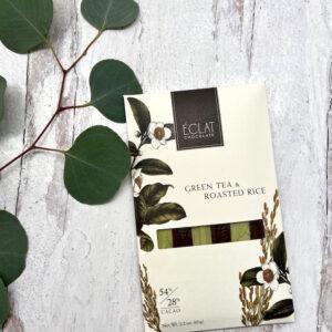 Eclat_Green Tea & Roasted Rice_54%_28%