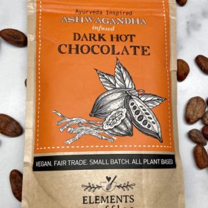 Elements Truffles_Ashwagandha Dark Hot Chocolate