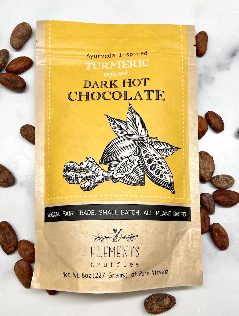 Elements Truffles_Turmeric Dark Hot Chocolate