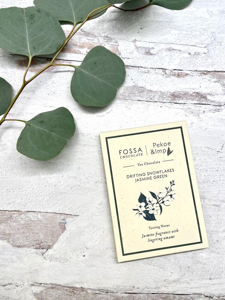Fossa_Drifting Snowflakes Jasmine Green Tea