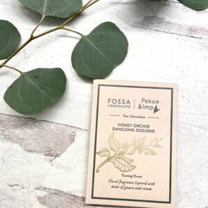 Fossa_Honey Orchid Dancong Oolong Tea