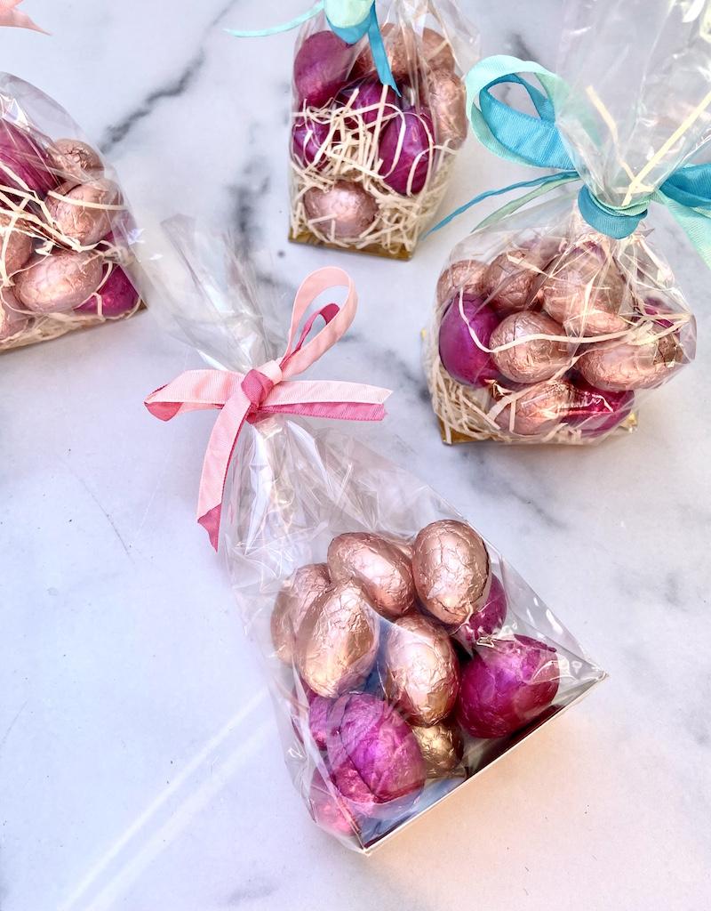 Michel Cluizel Easter Eggs Bag