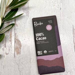 Raaka_100% cacao