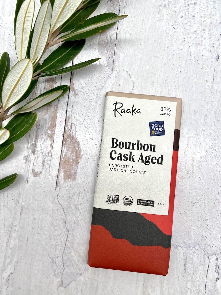 Raaka_Bourbon Cask Aged_82%