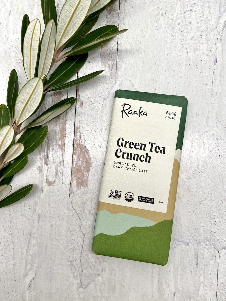 Raaka_Green Tea Crunch_66%
