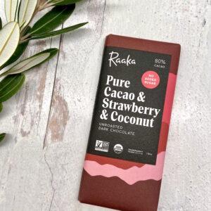 Raaka_Strawberry & Coconut_80%
