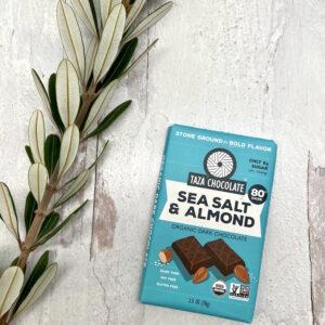 Taza_Sea Salt & Almond_80%