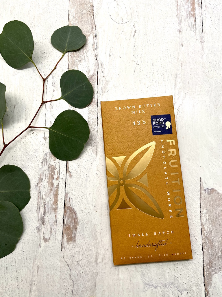 Fruition Brown Butter Milk Chocolate 43%