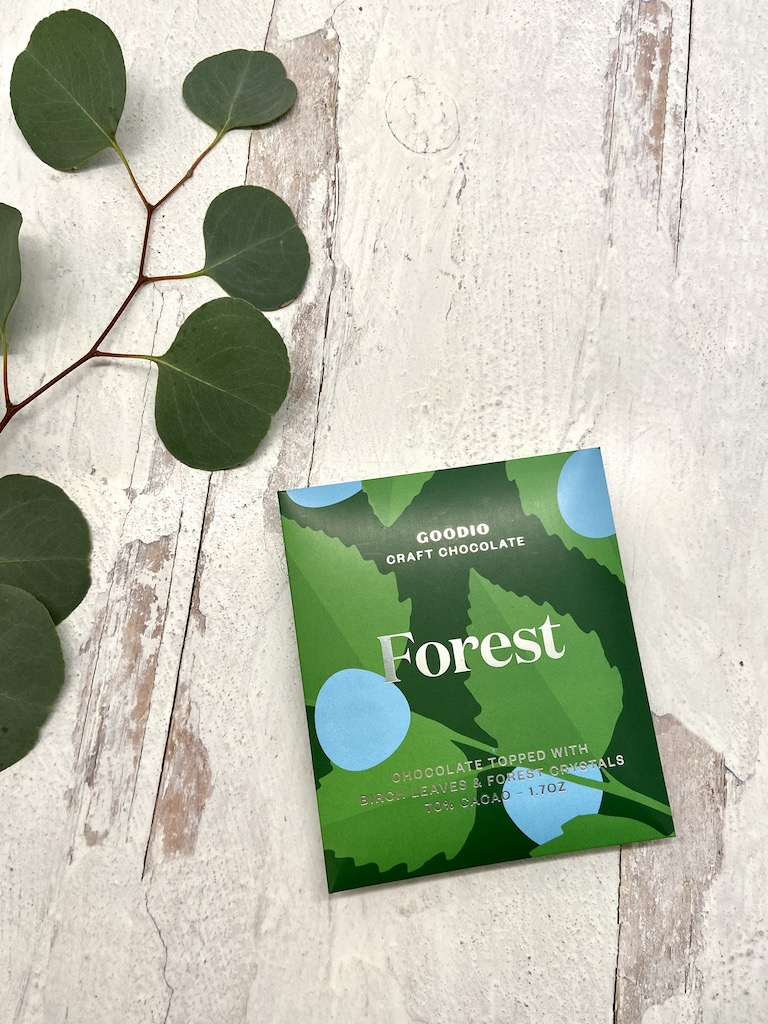 Goodio Forest birch leaves & forest crystals 70%