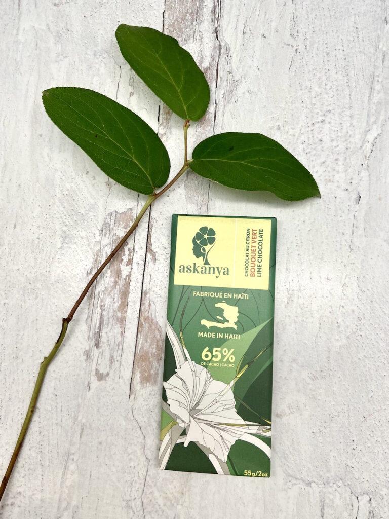 Askanya Bouquet Vert 65%
