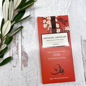 Artisan du Chocolat_Dark Chilli_70%