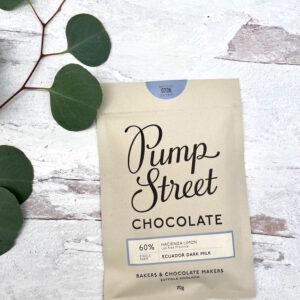 Pump Street_Hacienda Limon Ecuador Dark Milk_60%