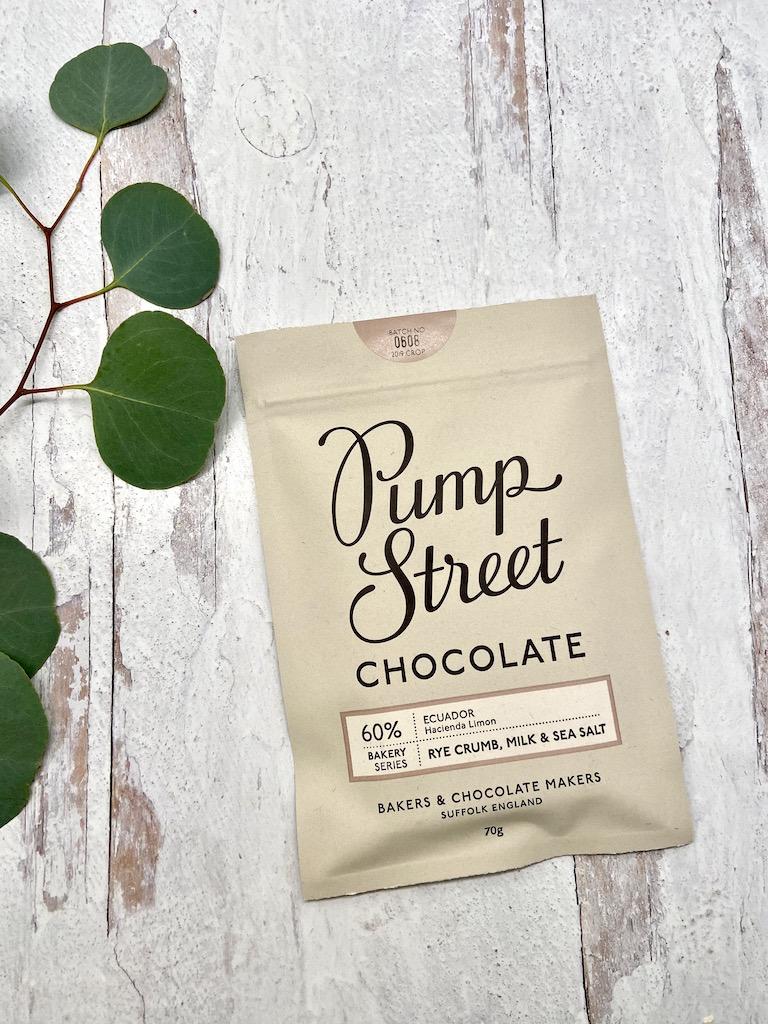 Pump Street_Rye Crumb, Milk & Sea Salt_60%