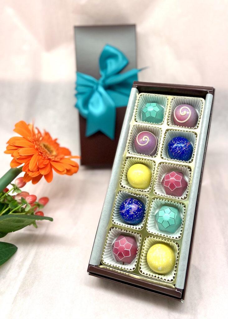 Happy Mother's Day VEGAN Truffle Gift Box-10pc