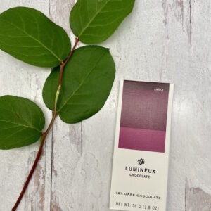 Lumineux 72% India Dark Chocolate