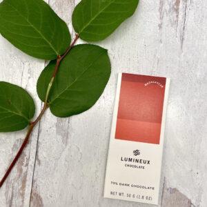Lumineux 73% Madagascar Dark Chocolate