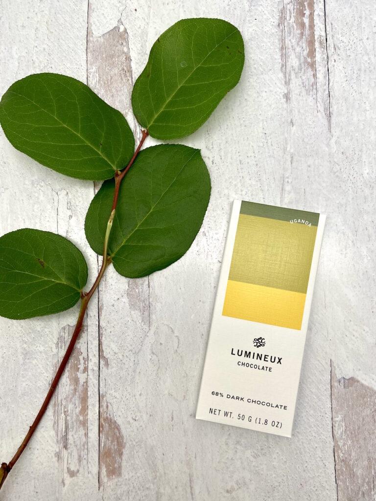Lumineux 68% Uganda Dark Chocolate