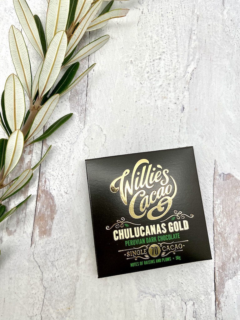 Willie's Cacao Chulucanas Gold 70%