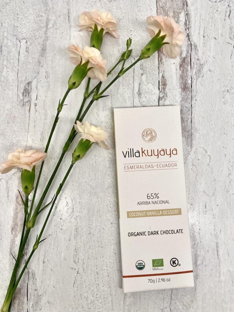 Villakuyaya Coconut Vanilla Dessert 65%
