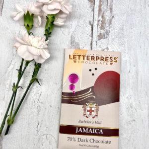 LetterPress Jamaica Bachelor's Hall 70%